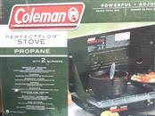 COLEMAN Camping CAMPING STOVE